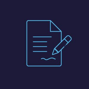 Blue Pharmaceutical Complaints Icon