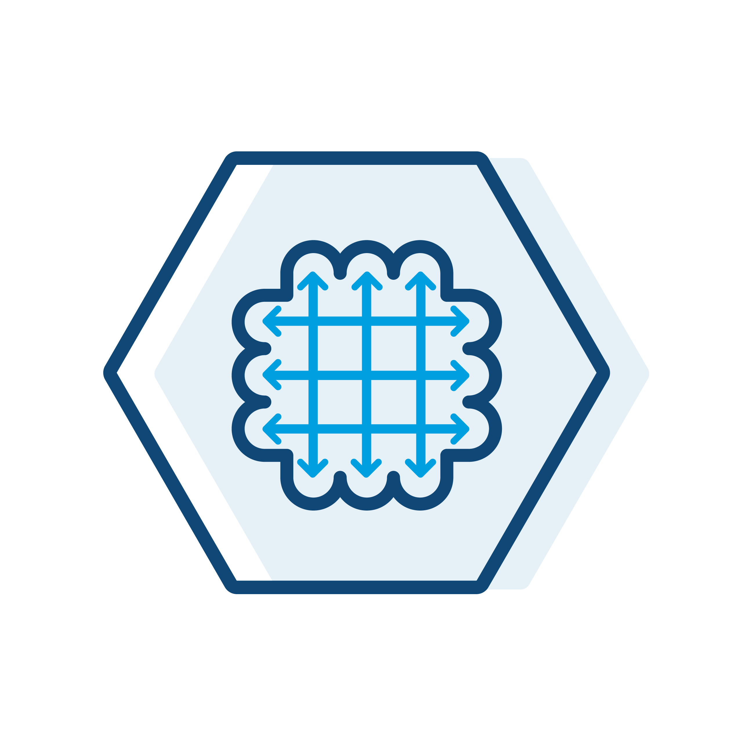 HEXI PREP Icon - Simple to use