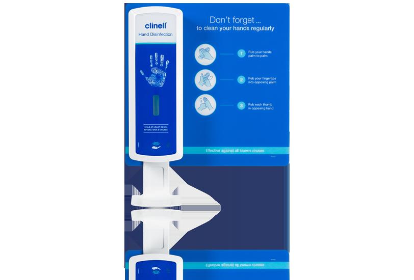 Hand Sanitiser Wall Mounted Dispenser - How to buy