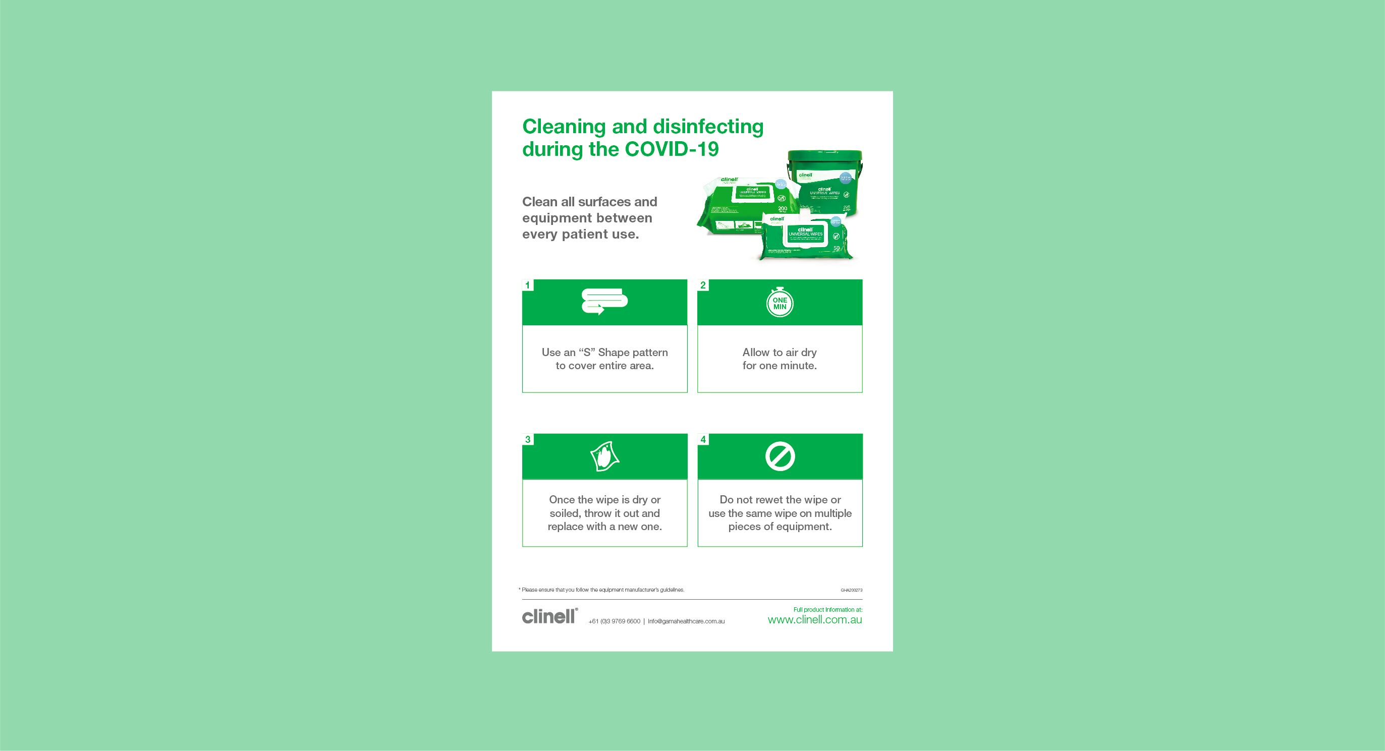 Covid Poster Pack downloads – Aus
